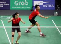 Ricky Debby dan Jonatan Christie Melaju ke Babak 16 Besar China Open 2018