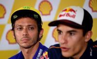 Legenda Anggap Sikap Dingin Rossi terhadap Marquez Wajar