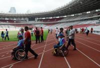 Seluruh Venue Asian Para Games 2018 Dipastikan Siap Digunakan