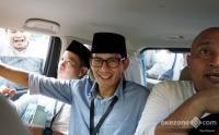 Sandiaga Imbau Pendukung Tak Arak-arakan ke KPU saat Pengambilan Nomot Urut