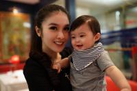 Ini Rahasia Sandra Dewi Tetap Awet Muda