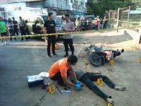 Tikam Leher Polisi, Kapten Begal Sadis di Makassar Tewas Ditembak