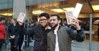 Mahasiswa dan Youtuber Jadi Pembeli Pertama iPhone XS