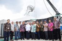BMKG Gunakan Radar Buatan ITB Amati Cuaca di Bandung