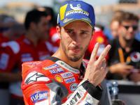 Dovizioso Tak Menyangka Tampil Cepat di Kualifikasi MotoGP Aragon 2018