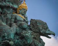 Diresmikan Presiden Jokowi, Patung GWK Siap Jadi Ikon Baru Wisata Bali