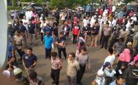 Aparat Gabungan Bubarkan Deklarasi  2019GantiPresiden di Tangsel