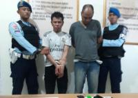 Ambil Sabu di Area Markas Militer, Dua Pria Diamankan POM TNI AU