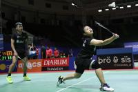 Tembus Final Babel Indonesia Masters 2018, Rinov Mentari Dinanti Unggulan Empat asal Thailand