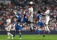 Hasil Pertandingan Madrid vs Espanyol di Liga Spanyol 2018-2019