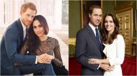 Antara Pangeran Harry-Meghan Markle dan William-Kate Middleton, Siapa yang Lebih Kaya?