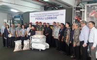 Kopassus Kirim 11 Ton Bantuan untuk Korban Gempa Lombok