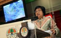 Saat Parlemen Norwegia Kagum dengan Penanganan Kebakaran Hutan di Indonesia