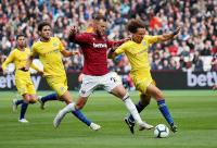Diimbangi West Ham, David Luiz Sebut Permainan Chelsea Lambat