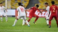 Fakhri Akui Serangan Timnas Indonesia U-16 Kurang Tajam