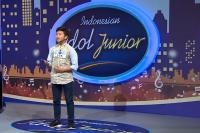 Jago Beat Box & Penuh Penghayatan, Kontestan Asal Bandung Bikin Juri Indonesian Idol Junior Merinding