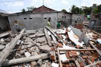 Romi Sebut Ada Kemacetan Penyaluran Bantuan Korban Gempa Lombok