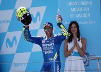 Iannone Bocorkan Strateginya Usai Raih Podium di MotoGP Aragon 2018