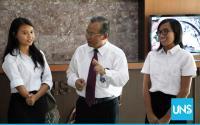2 Mahasiswa UNS Siap Berlaga di Asian Para Games 2018