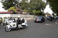 GKR Hemas Sebut Kunjungan Jokowi ke Keraton Tak Bahas Dukungan Capres