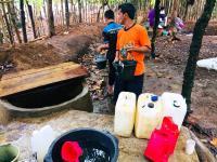 Sumur Perindo, Berkah Bagi Masyarakat Empat Lawang Sumsel