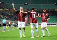 Berlusconi Kritik Gaya Main AC Milan Asuhan Gattuso