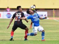 Hasil Pertandingan Persipura vs Persib di Liga 1 2018