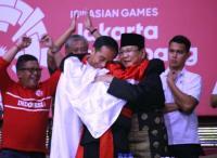 Jokowi: Selamat Ulang Tahun Sahabat Saya Prabowo ke-67