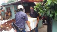 Gudang Narkoba Digerebek di Depok, Sabu dan Puluhan Kilo Ganja Diamankan