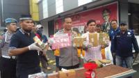 Ganja dan Sabu di Gudang Narkoba Bogor Kiriman dari Aceh