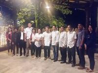 Pengurus DPD Gerkindo Kota Tomohon Resmi Dikukuhkan