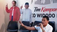 TKN Jokowi-Ma'ruf Minta Luhut dan Sri Mulyani Hadapi Laporan di Bawaslu