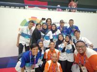 Ratusan Volunteer Asian Games Dikabarkan Belum Menerima Honor, Ternyata Ini Penyebabnya