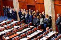 Parlemen Makedonia Setujui Usulan Pergantian Nama Negara