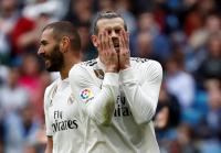 Hasil Pertandingan Madrid vs Levante di Liga Spanyol 2018-2019
