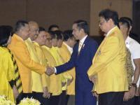 Jokowi Imbau Politisi: Dengar Aspirasi Rakyat Jangan Tunggu di Balik Meja
