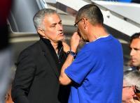 Komentar Sarri Terkait Masalah Stafnya dengan Mourinho di Lapangan