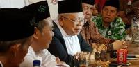 Cerita Silat Kho Ping Hoo dan Kiat Ma'ruf Amin Tetap Fit