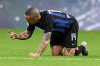 Alami Cedera Saat Derby Milan, Nainggolan Kemungkinan Absen Melawan Barcelona
