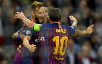 Messi Cedera, Rakitic Justru Semakin Termotivasi Tampil Bersama Barca