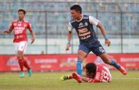 Dua Pemain Jadi Tumbal Kemenangan Arema FC Atas Bali United