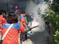 Caleg DPRD Perindo Asapi 300 Kepala Keluarga di Desa Kalirejo