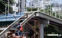 Selama Revitalisasi, Pelican Crossing Akan Gantikan JPO Senayan