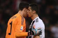 Bisikan Ronaldo Bikin Szczesny Gagalkan Penalti Higuain