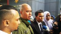 Alasan Ahmad Dhani Tak Bisa Hadirkan Saksi Ahli ITE Hari Ini