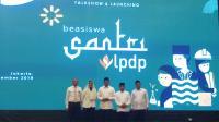 Sri Mulyani Kucurkan Beasiswa LPDP untuk Santri