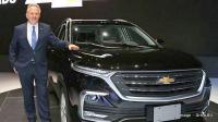 Kembaran SUV Wuling Milik Chevrolet Bermesin 1.5 Liter Turbo
