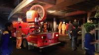 Mall Pejaten Village Terbakar, Arus Lalu Lintas Sekitar Warung Jati Macet