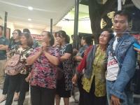 Korban Pembunuhan Satu Keluarga di Bekasi Dimakamkan di Toba Samosir