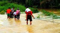 Petani Riau Rugi Miliaran Rupiah Akibat Ribuan Hektare Sawah Terendam Banjir